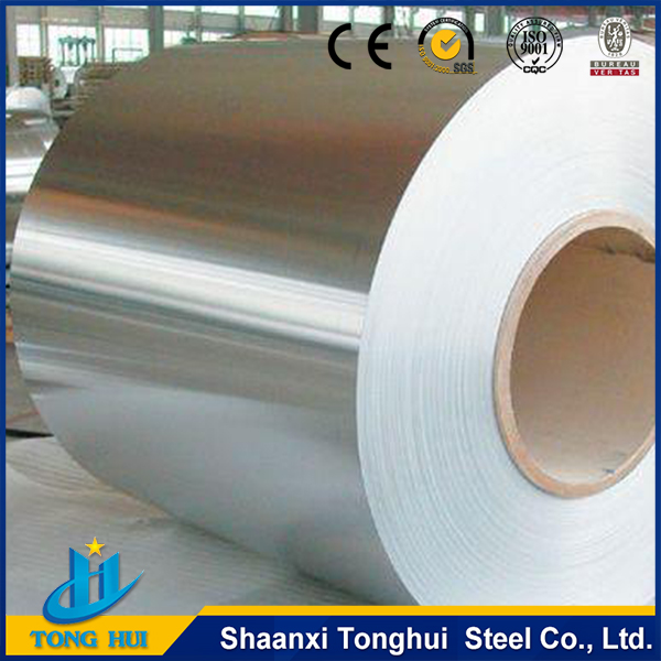 2b finish 0.2mm thick 430 stainless steel coil
