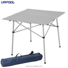 aluminum alloy outdoor picnic folding table