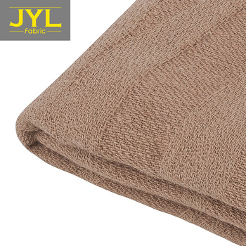 JYL 55%linen 45%cotton jacquard fabrics in stock fo home textile GL1062#