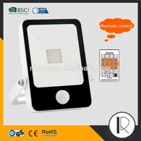 0607333 China Manufacturer waterproof ip44 ip65 motion sensor led flood light professional