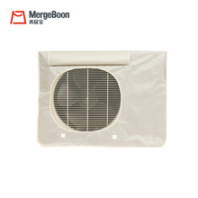 Custom waterproof outdoor aluminum Air Conditioner dust Cover with China OEM factory