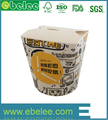 Disposable factory price noodle takeaway paper boxes