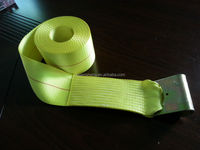 "4"" X 30' Winch strap 16200LBS Ratchet strap"