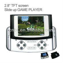 2.8 inch digital mp4 mp5 player game download