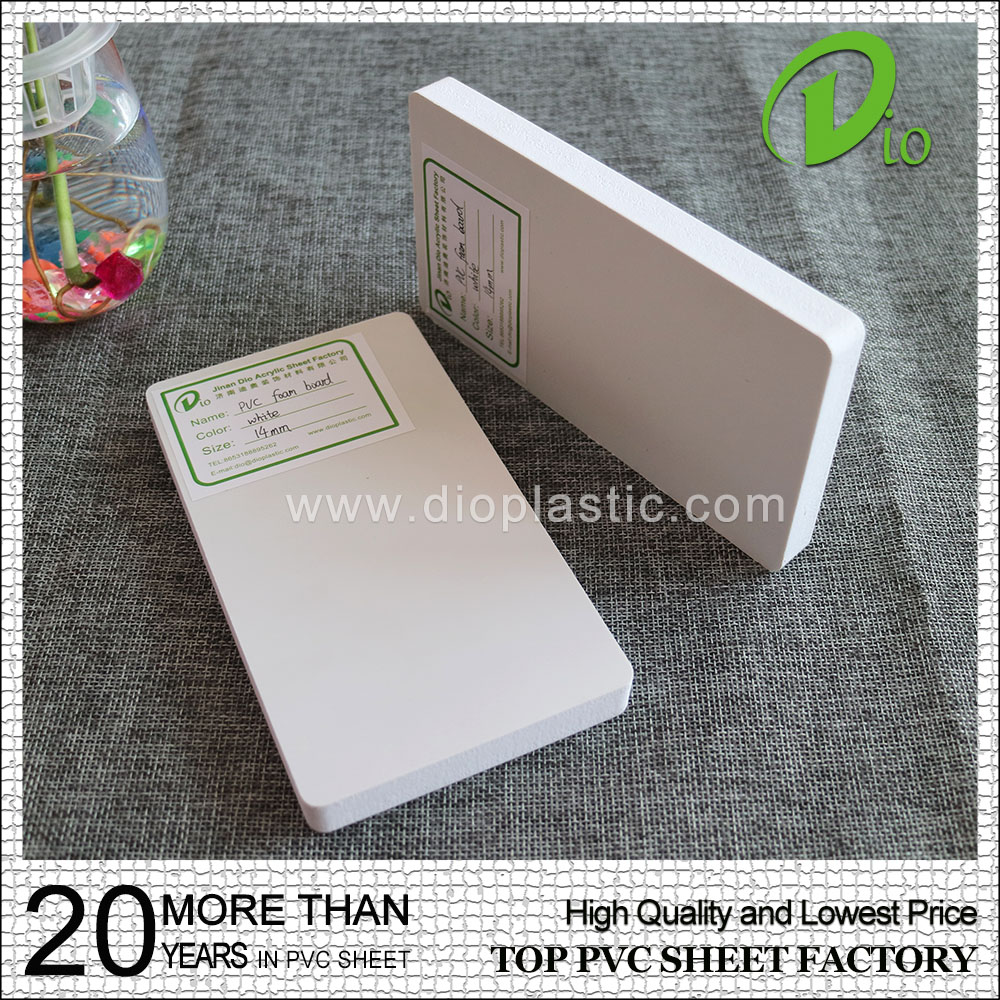 1220x240mm 2400 x1200mm plastic sheet foam pvc partition board