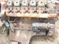 OM423 Engine for 2636 truck