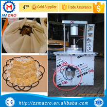 Chinese style baked roll/roasted duck cake making machine pancake equipment