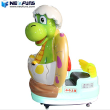 coin operated Indoor amusement kids Kiddie Ride Baby Dinosaur game machines for sale