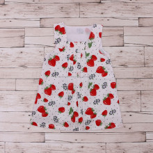 Summer Sleeveless Dress 0-24M Baby Frock Designs