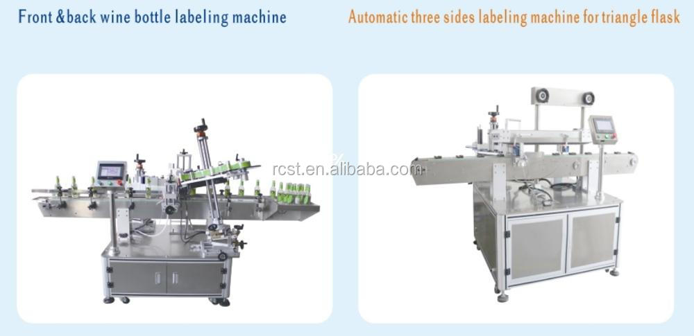 Automatic online printing and labeling machine barcode and QR code printing nad labeling