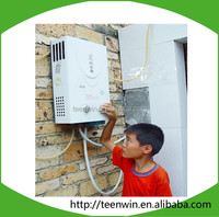 Teenwin home use biogas water heater