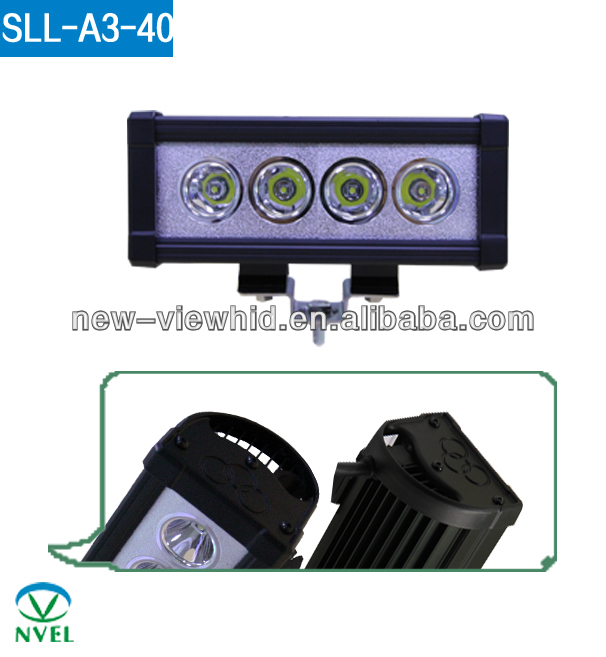 IP68 EMC CREE off road led light bar,40w/80w/160w/200w/280w led driving light auto car accessory,offroad led light bar