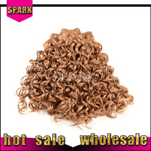 Dropship No Fee Chinese New Year Products Noble Synthetic Hair Weaving