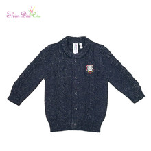 Functional OEM Service Cotton Baby Boy Sweater Cardigan