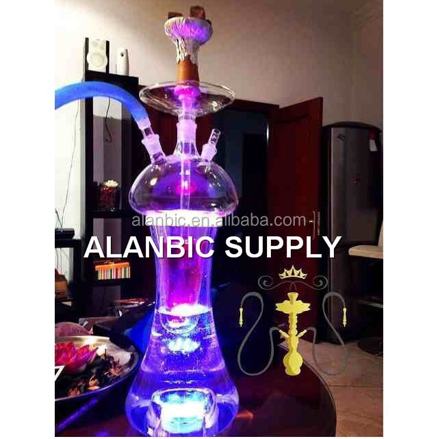 HAND-MADE GLASS HOOKAH SHISHA GH018-3