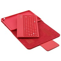 Wholesale For iPad 2 Leather Case + Bluetooth Wireless Keyboard