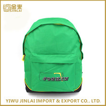 wholesale promotion nylon nice teenagers school book bag