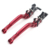 Custom Adjustable Foldable Extendable Motorcycle hand Levers for TRIUMPH SPEED TRIPLER