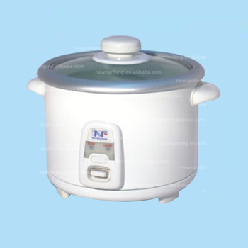 Dual voltage electric energy-saving made in japan 0.8l electric mini cast pot 300W 220V Sheet Iron Rice Cooker