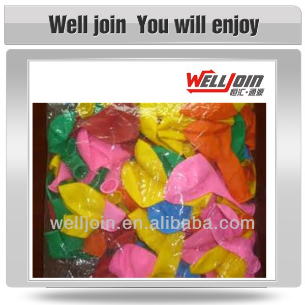 High Quality Customized Logo Non Latex Water Balloon