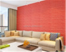 3d DIY brick design PE foam wall sticker