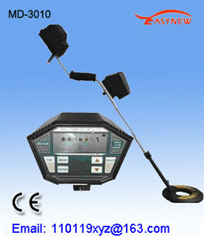 metal detecting pinpointer lcd MD 3010 high quality