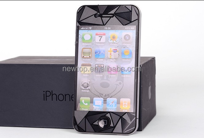 factory price 3D screen protector for iphone 5s