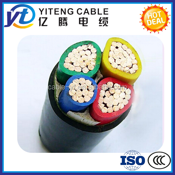 Copper Conductor 120mm pvc insulated earthing copper cable