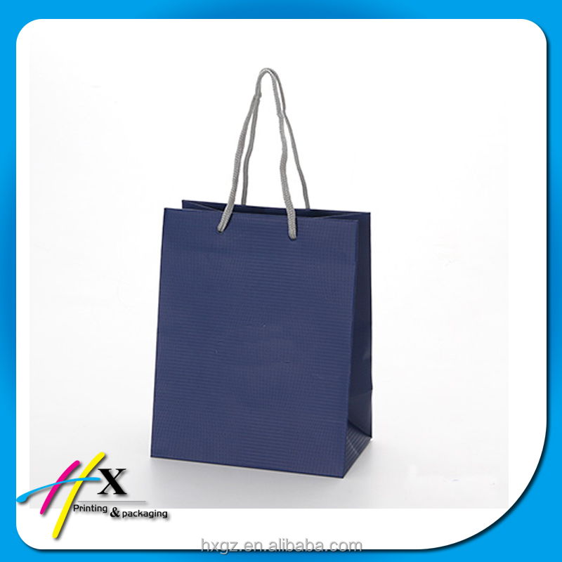 elegant luxury paper bag gift bag packaging jewelry printing your logo
