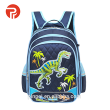 China wholesale new design cartoon character Schoolbag cute kids 3d school bag backpack school bag