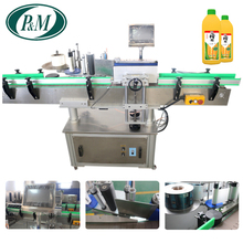 Hot Sale Round Water Bottle Automatic Adhesive Sticker Labeling Machine