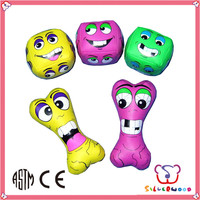 GSV ICTI Factory popular style custom printed custom pu foam anti stress ball