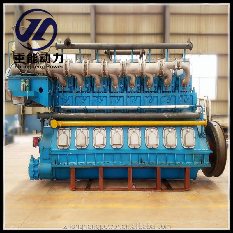 China 1250kw Dual Fuel Generator Set
