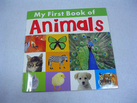 High Quality Kids English Book With Cartoon Animal Children Colorful Activity Book