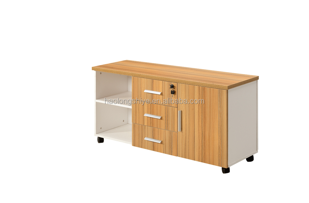 Simple Design Office Desk Computer Table For One People - Buy Wooden