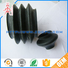 OEM anti-ozone small tolerance accordion rubber bellows