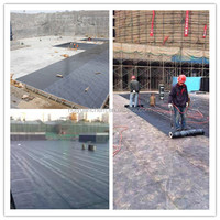 construction companies: 3mm thickness torch on roofing felt