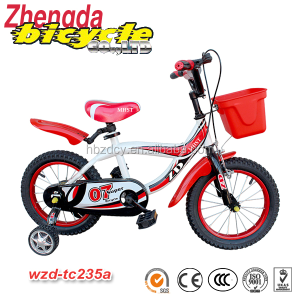 2015 factory direct baby cycle girl and boy bicycle made in China