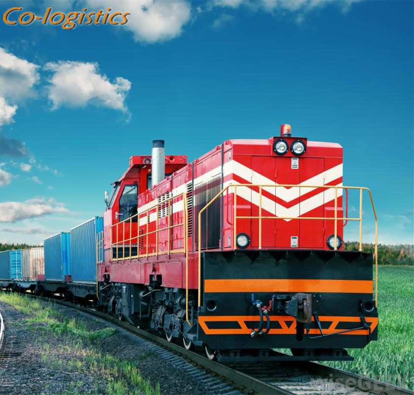 international freight forwarder train transport cargo service from China to Europe -------ada skype:colsales10