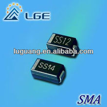 SMD Silicon Diode Bridge Rectifier MB6F