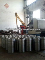 Supply high chrome inner sleeve for mud pump liner