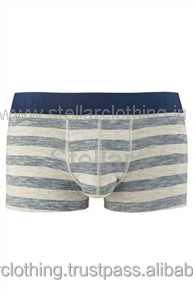 MEN'S CUSTOM BAND BOXER BRIEF