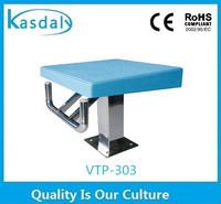 Buy outdoor swimming pool starting blocks used for swimming pool