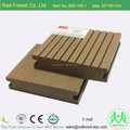 Factory good price wood plastic composite WPC outdoor decking floor