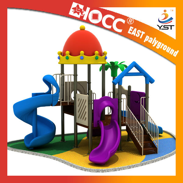 2013 Fun and safe plastic playground toys for kids