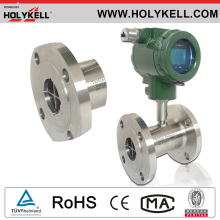 HLY Alcohol Flow Meter/Low Viscosity Vegetable/Edible/Palm Oil Flow Meter/Turbine