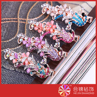A quality point back rhinestone upper shining white crystal diamond