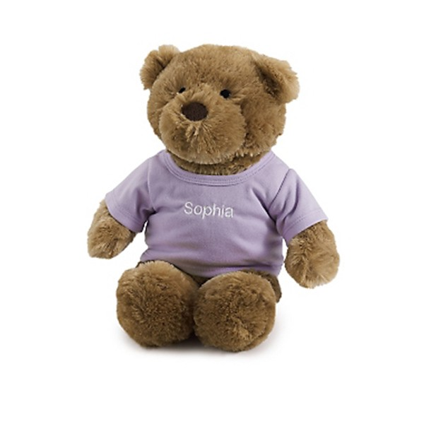 Cute Hand Made Plush Soft Toy Teddy Bear with T shirt