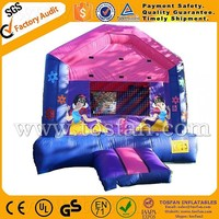 inflatable toy games castle for girls A1092