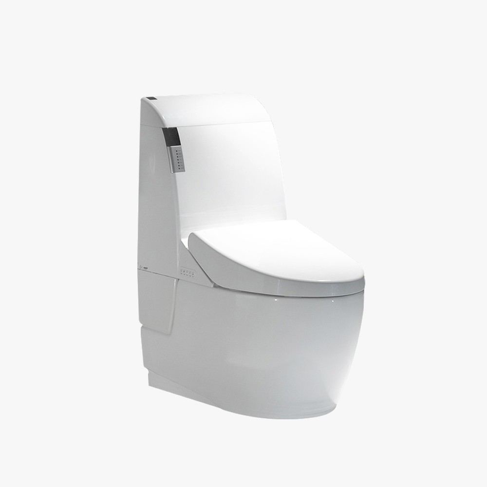 Hot Sale Automatic Flush Western Smart Toilet with a competitive price